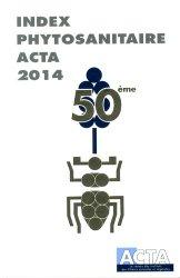 Index phytosanitaire ACTA 2014