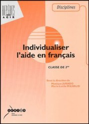 Individualiser l'aide en français en classe de seconde