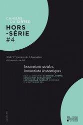 Innovations sociales, innovations économiques