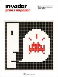 Invader Prints on Paper
