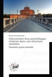 Intervention d'un psychologue clinicien dans une structure sanitaire