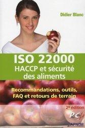 ISO 22000 HACCP et sécurité des aliments