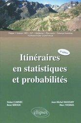 La couverture et les autres extraits de Probabilités Analyse des données et Statistique