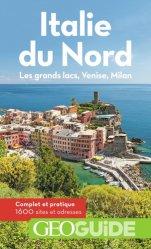 Italie du Nord. Les grands lacs, Venise, Milan, 15e édition