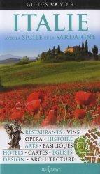 Italie avec la Sicile et la Sardaigne