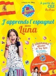 J'apprends l'espagnol avec Luna à partir du CE2