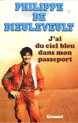 J'ai du ciel bleu dans mon passeport