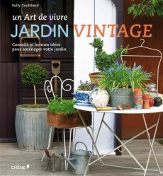 Jardin vintage