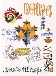 Jacques Villeglé. Mémoires, Edition bilingue français-anglais