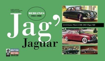 Jaguar - Berlines 1955 - 1968