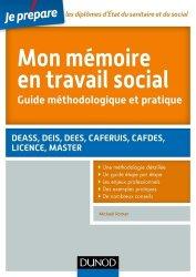 Je prépare Mon mémoire en travail social