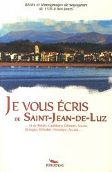 Je vous écris de Saint-Jean-de-Luz