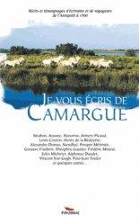 Je vous écris de Camargue