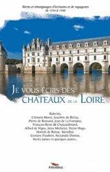 Je vous écris des châteaux de la Loire