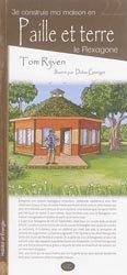 Je construis ma maison en paille et terre - Le flexagone
