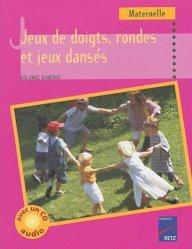 Jeux de doigts, rondes et jeux dansés
