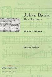 Jehan Barra dit 'Hottinet'