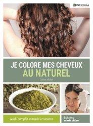 Je colore mes cheveux au naturel