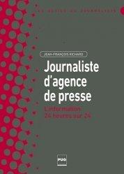 Journaliste d'agence de presse
