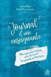 Journal d'une enseignante