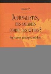 Journalistes, des salariés comme les autres