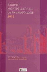 Journée Montpelliéraine de Rhumatologie 2012
