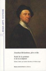 Jonathan Richardson, père et fils. Traité de la peinture et de la sculpture