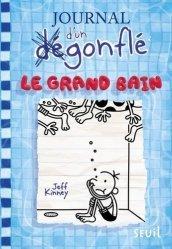JOURNAL D'UN DEGONFLE T.15  -  LE GRAND BAIN  |