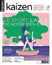 kaizen 36 : le sport, l'allié de notre bien-être