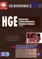 La couverture et les autres extraits de Hépato-gastro entérologie endocrinologie nutrition
