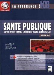 La couverture et les autres extraits de 07/10 Santé publique, médecine légale, médecine du travail, pharmacologie
