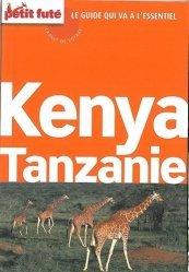 La couverture et les autres extraits de Kenya, Tanzanie. + Zanzibar, Edition 2020-2021