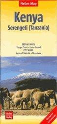 La couverture et les autres extraits de Kenya, Tanzanie. Edition 2018-2019