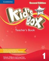 Kid's Box American English Level 1 - Teacher's Book