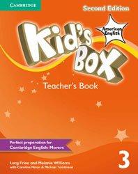 Kid's Box American English Level 3 - Teacher's Book