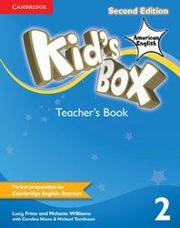 Kid's Box American English Level 2 - Teacher's Book