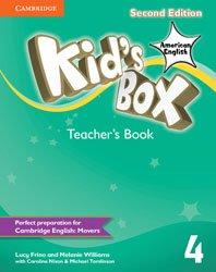 Kid's Box American English Level 4 - Teacher's Book