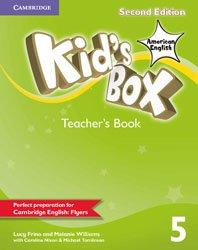 Kid's Box American English Level 5 - Teacher's Book