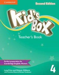 Kid's Box Level 4 - Teacher's Book