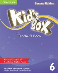 Kid's Box Level 6 - Teacher's Book