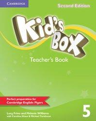 Kid's Box Level 5 - Teacher's Book