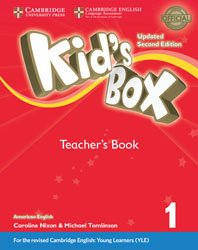 Kid's Box Level 1 - Teacher's Book American English