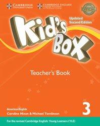 Kid's Box Level 3 - Teacher's Book American English