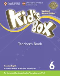 Kid's Box Level 6 - Teacher's Book American English
