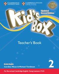 Kid's Box Level 2 - Teacher's Book British English