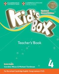 Kid's Box Level 4 - Teacher's Book British English