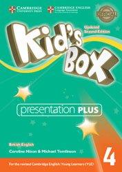 Kid's Box Level 4 - Presentation Plus DVD-ROM British English