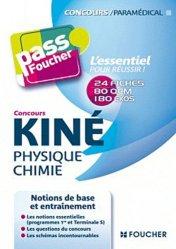 Kiné - Physique Chimie
