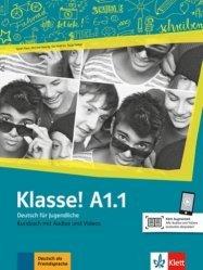 Klasse! A1.1. Livre de l'élève. Avec pistes audios