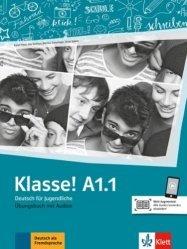 Klasse! A1.1. Cahier d'activités. Avec pistes audios